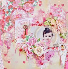 My boys, my world!: Pink Pretty Little Studio