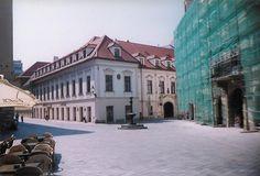 Slovakia, Bratislava - Keglevic Palace