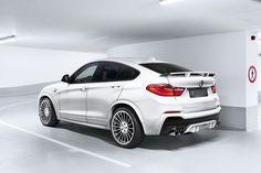 BMW X4 Hamann