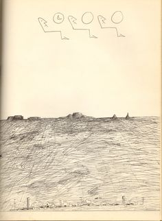 Airplane by Saul Steinberg. The New Yorker. Saul Steinberg, The New Yorker, Ben Shahn, Digital Museum, Humor Grafico, Texture Art, Gravure, Funny Art, American Artists