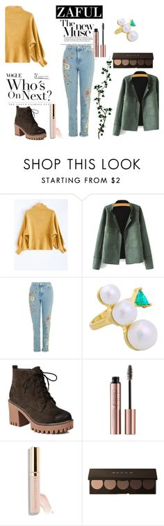 """""""zaful"""" by perfex ❤ liked on Polyvore featuring Beautycounter, modern, chic and beautiful"""