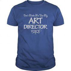 Art Director Voice Shirts - #women #lrg hoodies. ORDER NOW => https://www.sunfrog.com/Jobs/Art-Director-Voice-Shirts-Royal-Blue-Guys.html?60505