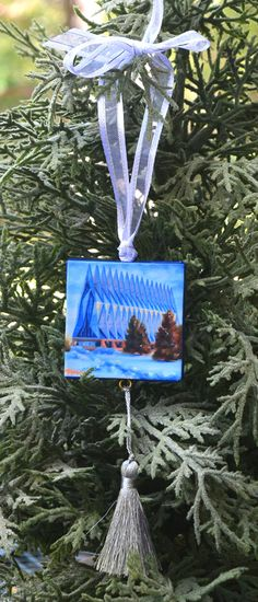 United States AIR FORCE Academy Ornament / by ArtistsHoliday