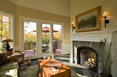 Beautiful fireplace :)  IrvineHomeBlog.com ༺ℬ༻ #Irvine #RealEstate #FirePlace