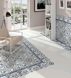 Moroccan Impressions glazed porcelain tiles from Artisans of Devizes.