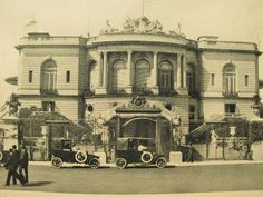 Hippodrome of Buenos Aires Neoclassical Architecture, Art And Architecture, Old Pictures, Old Photos, Visit Argentina, Belle Epoque, Facade House, House Facades, Palermo