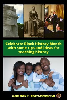 Celebrate Black History Month with some tips for teaching history, ideas for lessons, and resources. Learn about these 10 ideas for teaching elementary students about teaching about African-American History. You can use children's historical read alouds, build historical context, and ask families to share their family history or historical knowledge. Discover and learn more! #twoboysandadad Teaching American History, Teaching History, African American History, Teaching Resources, Teaching Ideas, Important People In History, Parent Communication, Thing 1, Inspiring People