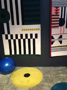 Best product design at 100% Design South Africa, rugs by Renee Rossouw Studio