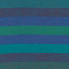 Kaffe Fassett - Woven Stripes - Broad Stripe in Blue