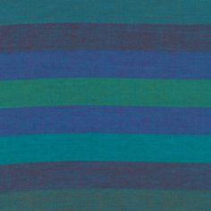 Kaffe Fassett - Woven Stripes - Broad Stripe in Blue