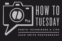 How to Tuesday #34 - Learning Portrait photography sometimes starts with learning where and how to focus.