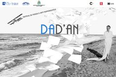 DA D'AN Festival di poesia e arti  performative, DA D'AN, festival di poesia e arti performative è un progetto itinerante che si svolge nella città di Pescara il 12 marzo e il 1...