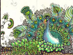 MY PAGES 9.10 IN JELLA'S BOOK by Margaret Storer-Roche, via Flickr