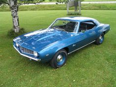 Restored 1969 Camaro ZL-1 sells for $171,562 at ,Toronto Fall Classic auction at Collector Car Productions auction in Toronto, Ontario, Canada.