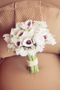 Bouquet for bridesmaids? Maybe smaller?