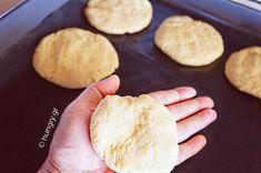 Ψωμάκια για Μπέργκερ Burger Buns, Camembert Cheese, Food Processor Recipes, Hamburger Buns