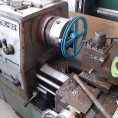 薪割り機に使うVべルトプーリー穴の加工依頼|趣味工作の便利屋:あなたの困っているものづくり・試作を応援します