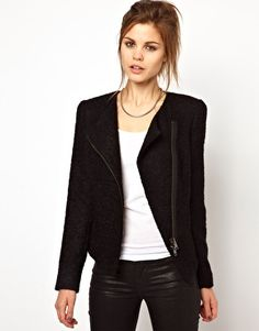 Image 1 of 2nd Day Comara Boucle Jacket