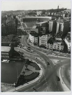 #Bristol 23 photos of the Centre through the ages