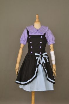 Love, Chunibyo & Other Delusions Takanashi Rikka Cosplay Costume