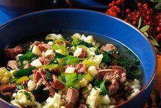 Cobb Salad, Beef, Food, Meat, Essen, Meals, Yemek, Eten, Steak