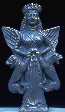 Anahita - A Persian water goddess, fertility goddess, and patroness of women, as well as a goddess of war