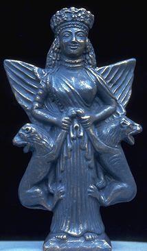 Anahita - A Persian water goddess, fertility goddess, and patroness of women, as well as a goddess of war