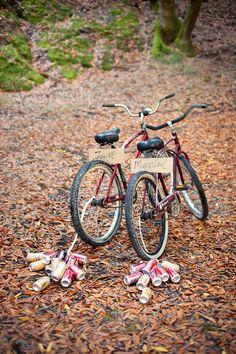Just Married Bikes  Photography By / http://sonyayruelfoto.com