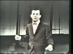 1960...hip then, hip now, Bobby Darin sings Beyond the Sea