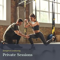 Strength and Conditioning Private Sessions