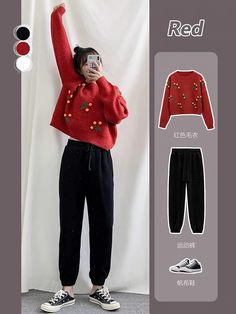 Hipster Outfits, Hipster Fashion, Retro Outfits, Korean Outfits, Outfits For Teens, Vintage Outfits, Casual Outfits, Cute Outfits, Korean Girl Fashion