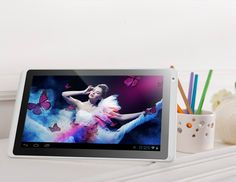 Ramos W27pro Quad Core Tablet PC 10.1 Inch Android 4.1 1GB RAM 16GB White