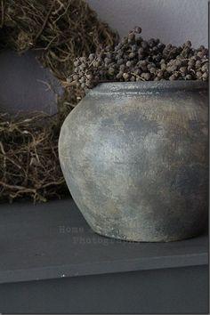 Home & Lifestyle: met muurvuller een verkeerd-kleurige pot restylen II