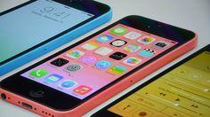 Apple präsentiert zwei neue iPhone: 5C und 5S » Apple CEO-Tim Cook hat zwei neue iPhone vorgestellt, das billigere ...