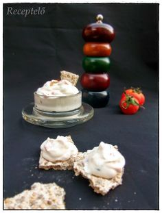 Feta, Panna Cotta, Dips, Ethnic Recipes, Red Peppers, Dulce De Leche, Sauces, Dip