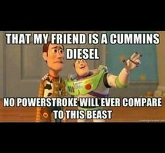 No powerstroke will ever