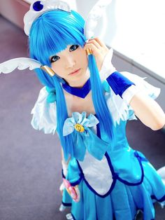 precure cosplay - Google Search