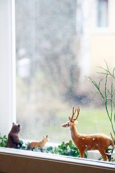 ikkunan koristeet