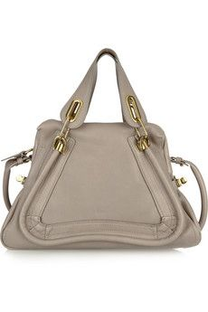 Chloé The Paraty medium leather shoulder bag   NET-A-PORTER