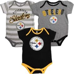 a6098766c 31 Best The Early Years images | Steelers baby clothes, Steelers ...