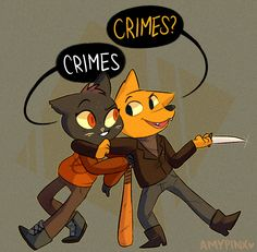 Partners in crime Mae Borowski, Character Art, Character Design, Arte Indie, Into The Woods Quotes, Late Night Thoughts, Night In The Wood, Wood Dog, Furry Drawing