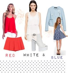 Want It Wednesday: Red, White