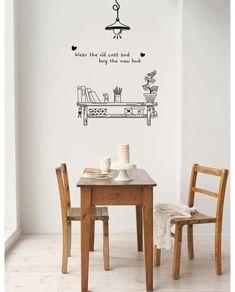 45 fantastiche immagini su Decorare le pareti della cucina ...