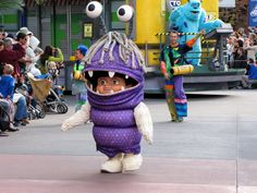 Boo ~ Monsters, Inc.