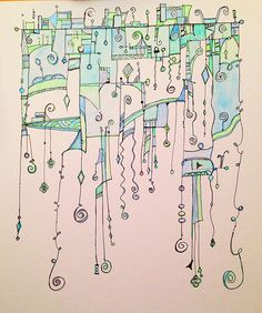 To Scribble in the New Year by Ginny Griffin on Flickr