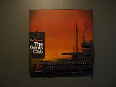 the gents club- Joël Sadaune TM30x30