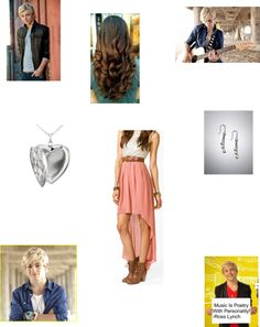 """date #2 with ross lynch"" by alli-solon ❤ liked on Polyvore"