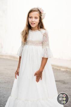 Vestidos de comunion pilar batanero 2019