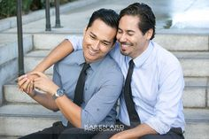 Same Sex Engagement Photo Session | Griffith Park | Los Angeles Engagement Photographer | karenard.com