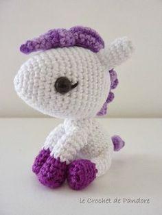 le Crochet de Pandore: Tutos crochet gratuits